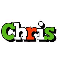 Chris venezia logo