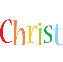 Christ birthday logo