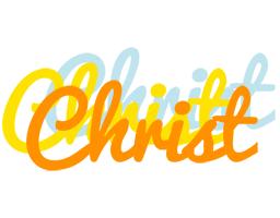 Christ energy logo