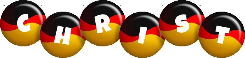 Christ german logo