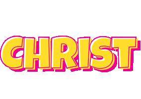 Christ kaboom logo