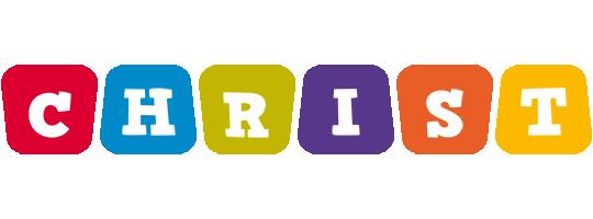 Christ kiddo logo