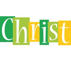 Christ lemonade logo