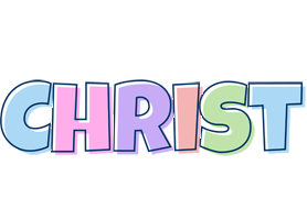 Christ pastel logo