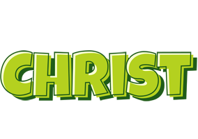 Christ summer logo