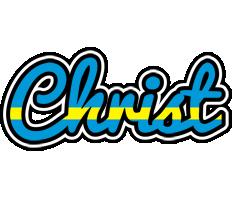 Christ sweden logo