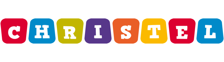 Christel kiddo logo