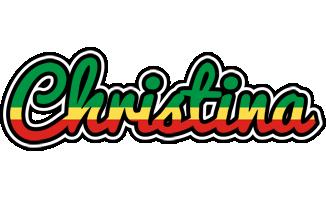Christina african logo