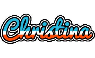 Christina america logo