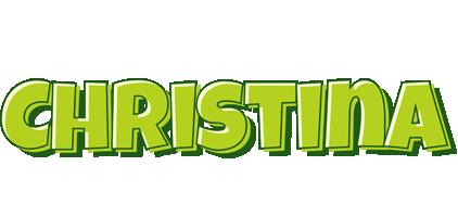 Christina summer logo