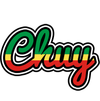 Chuy african logo