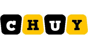 Chuy boots logo