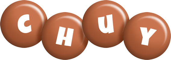 Chuy candy-brown logo