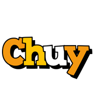 Chuy cartoon logo