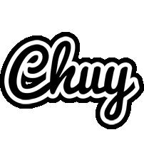 Chuy chess logo