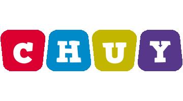 Chuy daycare logo