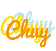 Chuy energy logo