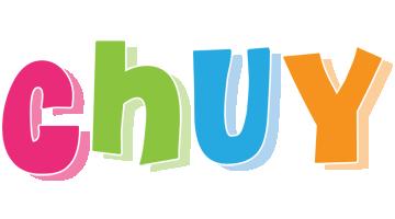 Chuy friday logo