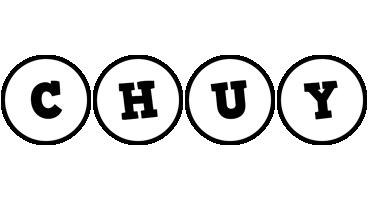 Chuy handy logo