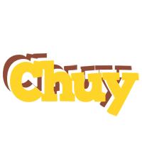 Chuy hotcup logo