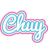 Chuy outdoors logo