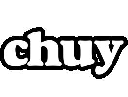 Chuy panda logo
