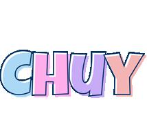 Chuy pastel logo