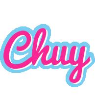 Chuy popstar logo