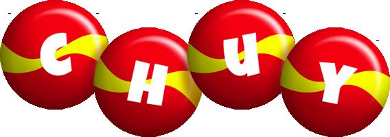 Chuy spain logo