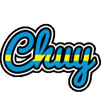 Chuy sweden logo