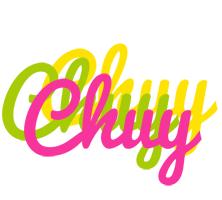 Chuy sweets logo