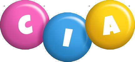 Cia candy logo