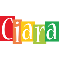 Ciara colors logo