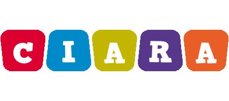 Ciara daycare logo