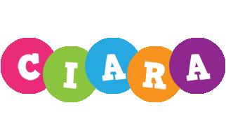 Ciara friends logo
