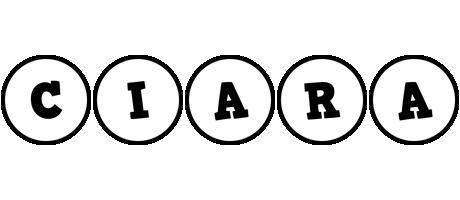 Ciara handy logo