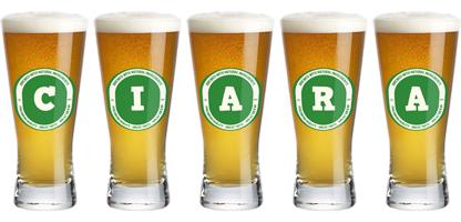 Ciara lager logo