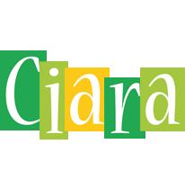 Ciara lemonade logo