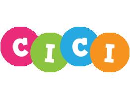 Cici friends logo