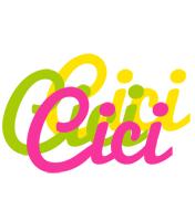 Cici sweets logo