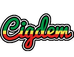 Cigdem african logo