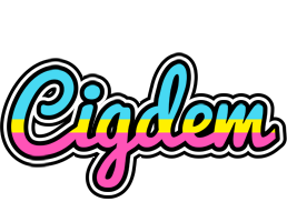 Cigdem circus logo