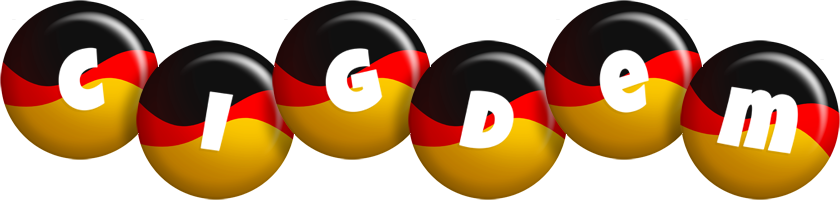Cigdem german logo