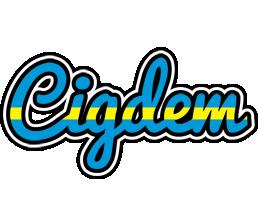 Cigdem sweden logo