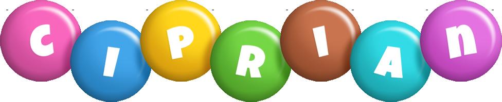 Ciprian candy logo