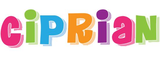 Ciprian friday logo