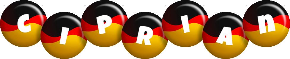 Ciprian german logo