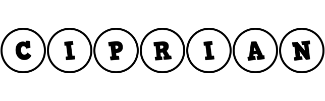 Ciprian handy logo