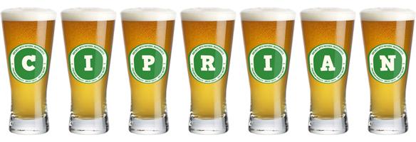 Ciprian lager logo