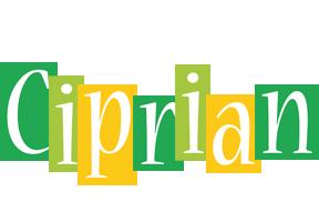 Ciprian lemonade logo